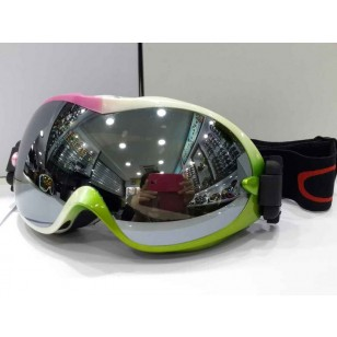13b0d78da8d Cheap Oakley Goggle A Frame Green White Frame Black Gray Lens