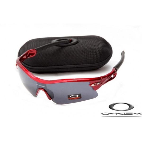 faa00408b9a Buy Oakley RadarLock Path 30 Years SE Sunglasses - Positive Red Iridium   Black  Iridium Lenses (Ex-Display) from £100.75. Price Match + Free Click  amp  ...