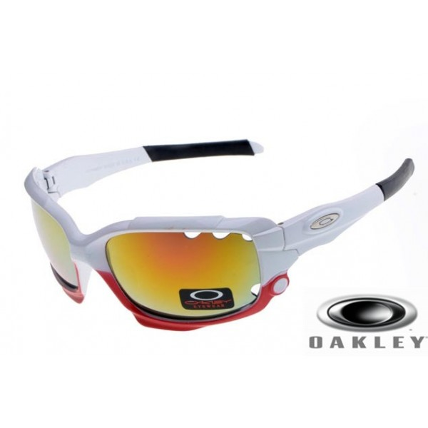 835c2f13b0 release date cheap oakley racing jacket sunglasses white frame fire yellow  vented 3f3a3 c0e52