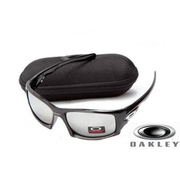 a67c8e2dd0f ... germany wholesale oakley ten sunglasses polishing black frame silver  lens 151d6 02c83