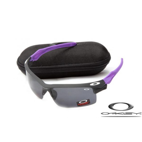 284db8c7fb Discount Oakley Fast Jacket Sunglasses Reluster Black Frame Gray Lens For  Sale