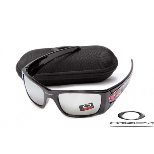 Knockoff Oakley Fuel Cell Sunglasses Polishing Black Frame Silvery ...