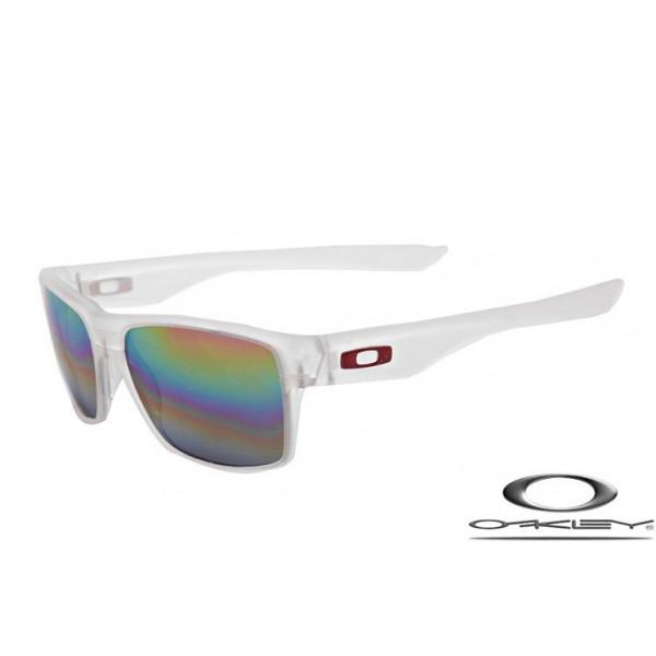 cheap fake oakley twoface sunglasses crystal white frame colors rh pnbpbmn com