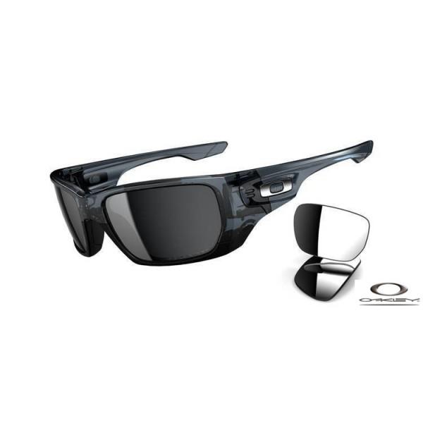 cheap fake oakley style switch sunglasses clear black frame grey lens rh pnbpbmn com