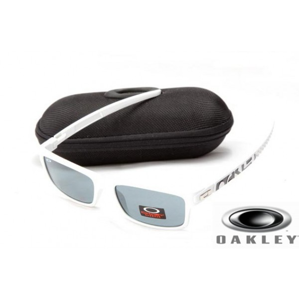 0215b9c31a067 Imitation oakley currency sunglasses White Frame Gray Lens ...