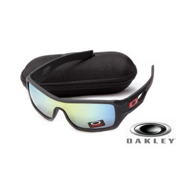 67686e0eee fake oakley eyepatch 2 sunglasses Matte Black Frame Ice Blue Lens  OAKLEY201567181