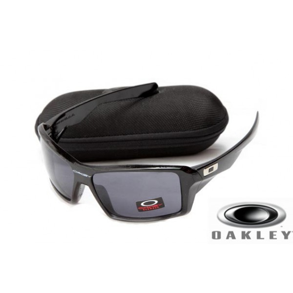 030a79245c98 Replica oakley eyepatch sunglasses Polishing Black Frame Gray Lens ...
