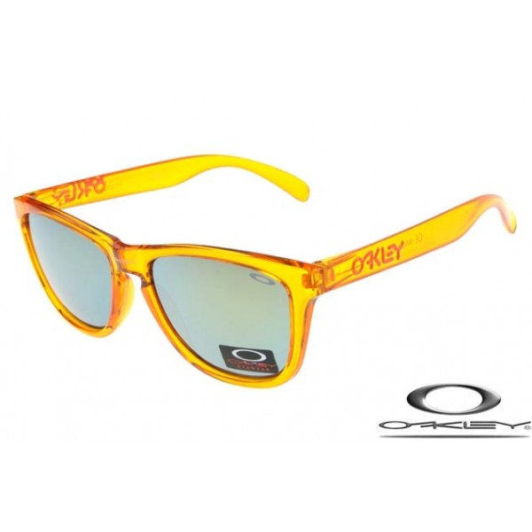 fake oakley frogskins sunglasses orange frame gray iridium lens for rh pnbpbmn com