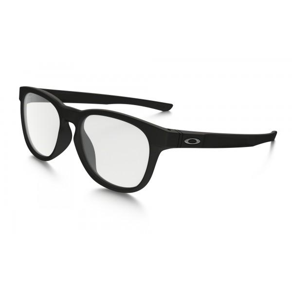 57e1eb321a Cheap Fake Oakleys STRINGER Matte Black Frame Clear Lens