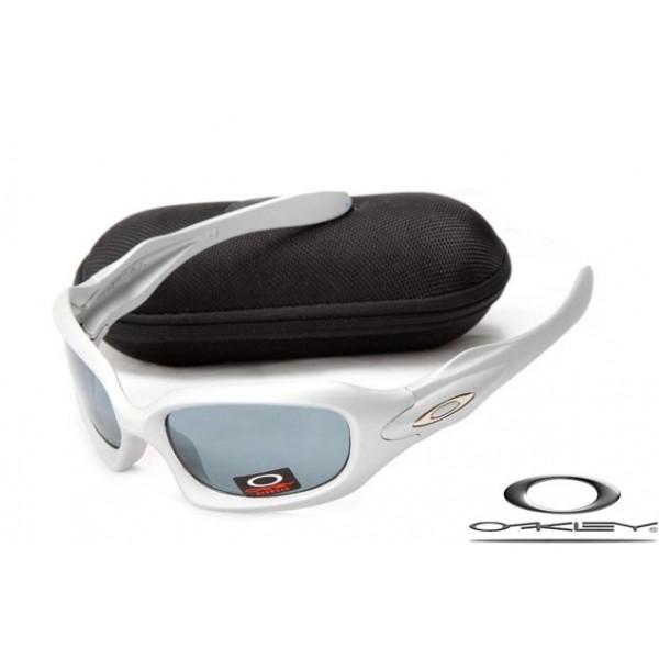 52cdbb35db90 Cheap Imitation Oakley Monster Dog Sunglasses Silver Frame Gray Lens ...