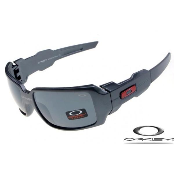 60943f95e6 Cheap Knock Off Oakley Oil Drum Sunglasses Gray Frame Gray Iridium ...