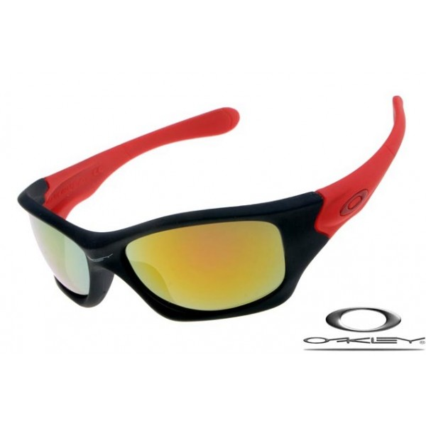 abbc056f080 Cheap Knock Off Oakley Pit Bull Sunglasses Polishing Black Red Frame ...