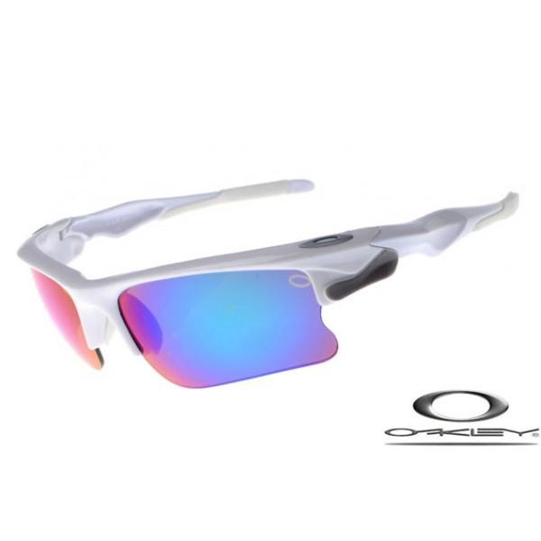 5394d496b6 Cheap Knockoff Oakley Fast Jacket Sunglasses Polishing White Frame ...