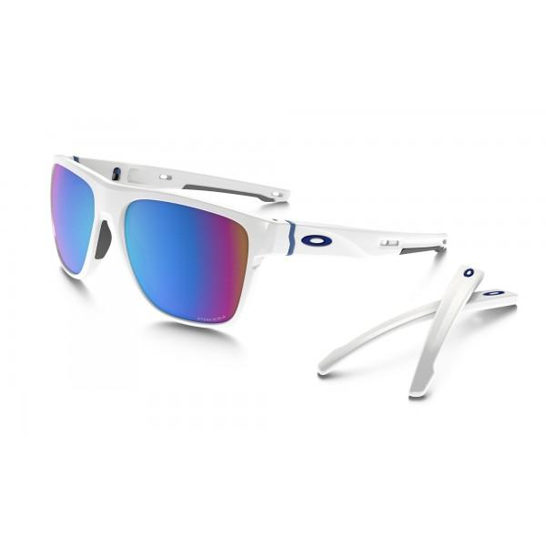 Replica Oakley CROSSRANGE XL PRIZM Sunglasses Polished White Frame ...