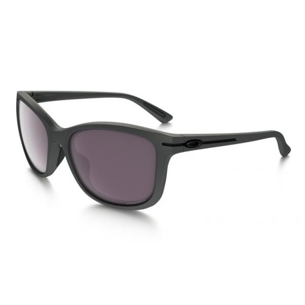 Replica Oakley DROP IN Sunglasses STEEL Frame PRIZM DAILY POLARIZED ...