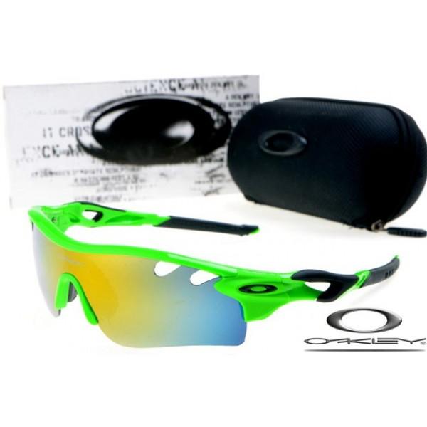 2c5f78493e Cheap Replica Oakley RadarLock Path Sunglasses Polishing Green Frame ...