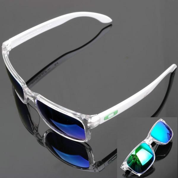 white oakley holbrook sunglasses