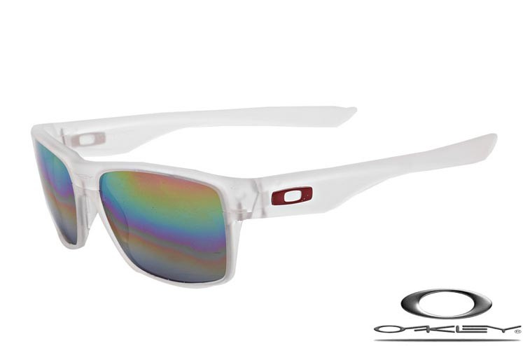 2957102593e3 cheap fake oakley twoface sunglasses crystal white frame colors iridium lens 9 .jpg