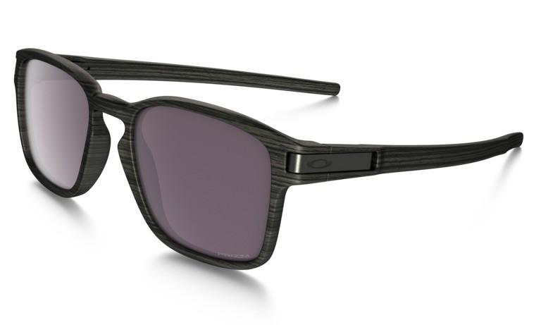 bf005496a5f4 Wholesale Knockoff Oakley Latch Square Sunglasses Woodgrain Frame Prizm  Daily Polarized Lens