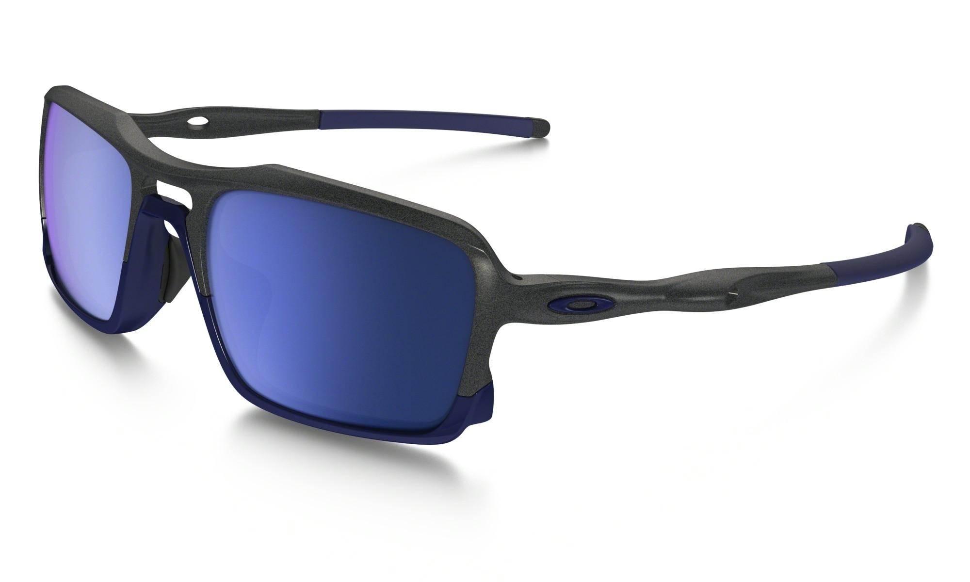 Knockoff Oakley TRIGGERMAN Sunglasses Steel Frame Ice Iridium Lens ...