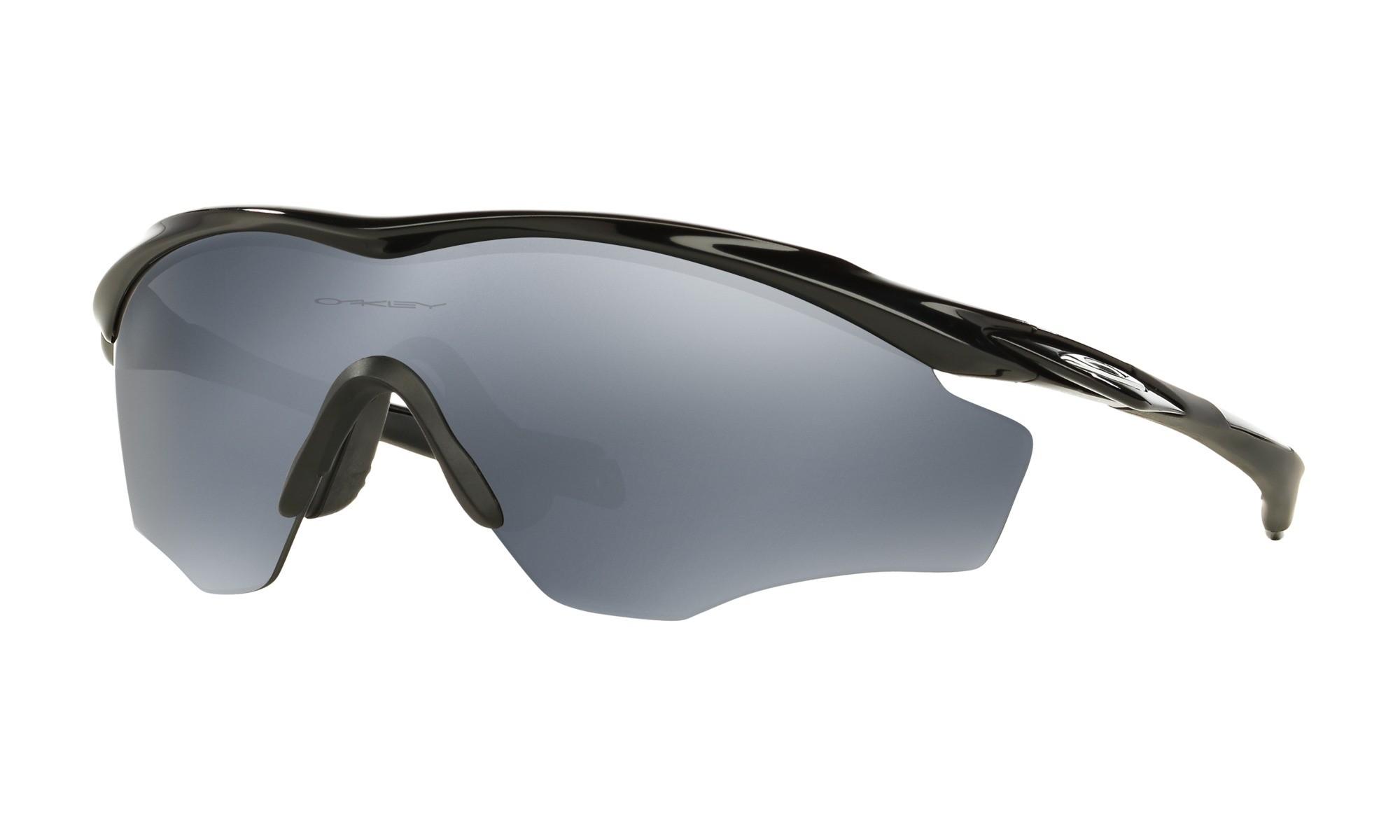 ed43263be5f9 Replica Oakley M2 Frame XL Sunglasses Wholesale polished black frame black  iridium polarized lens