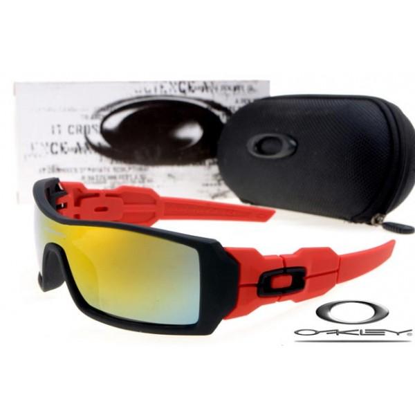 fake oakley oil rig sunglasses polishing red black frame gray rh pnbpbmn com